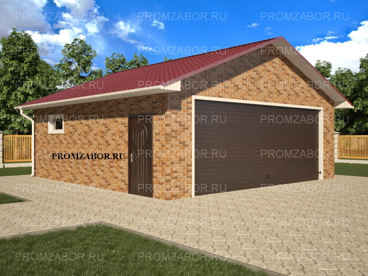 Односкатная крыша для гаража: как сделать односкатку своими 29