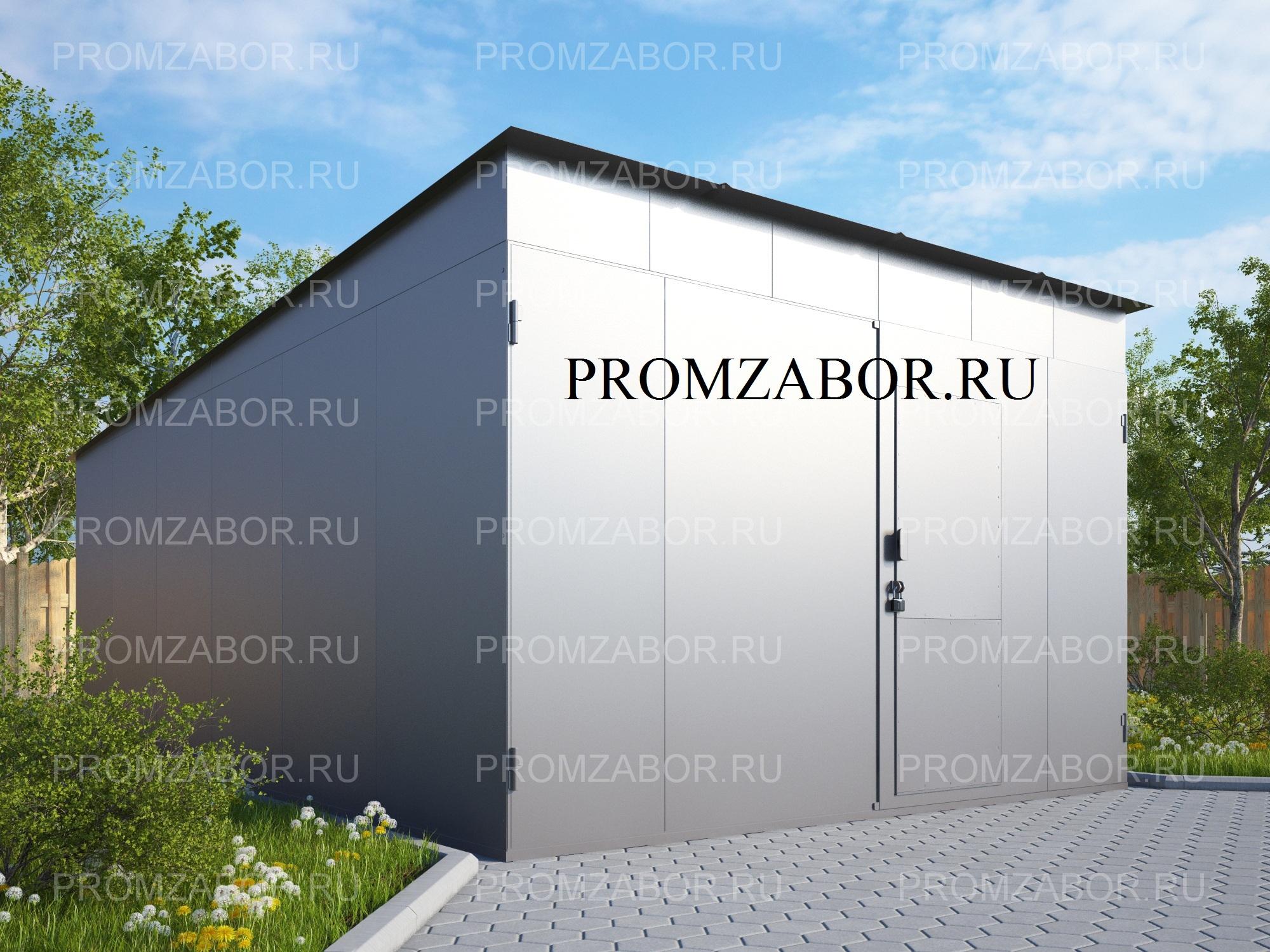 Купить гараж разборный во владивостоке