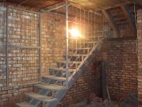 как сделать лестницу в подвал.